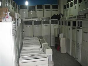 西安大量柜机空调回收