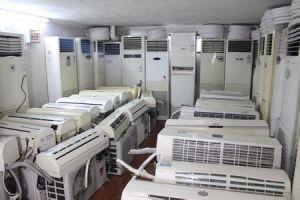 西安高价回收柜式机空调,二手空调
