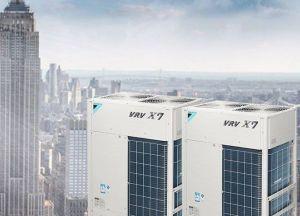 西安品牌中央空调回收