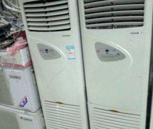 西安柜式机空调回收,品牌空调回收
