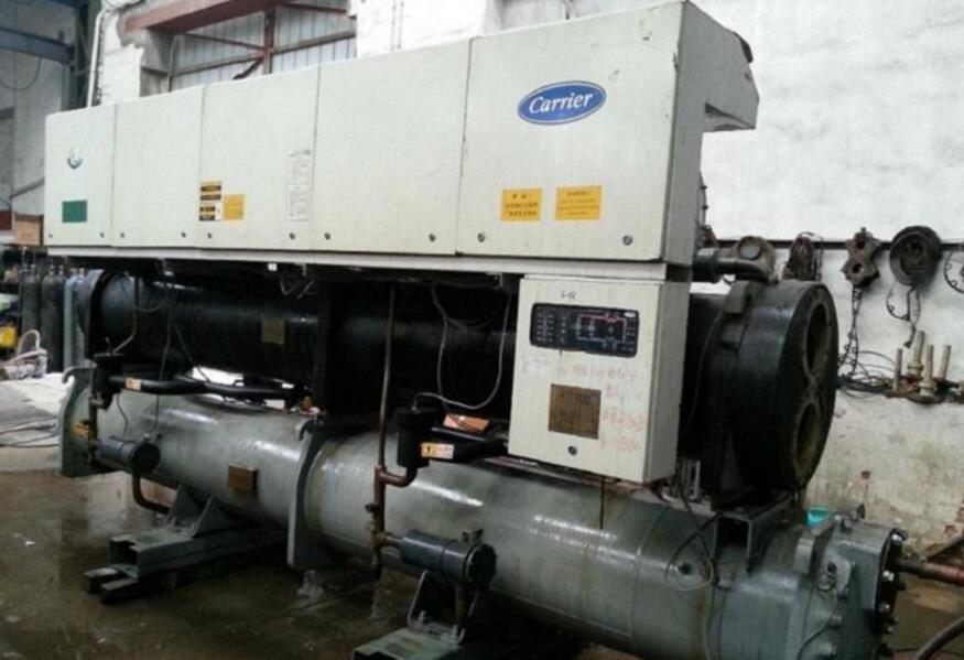 从中央空调回收商家购买二手中央空调可靠吗?